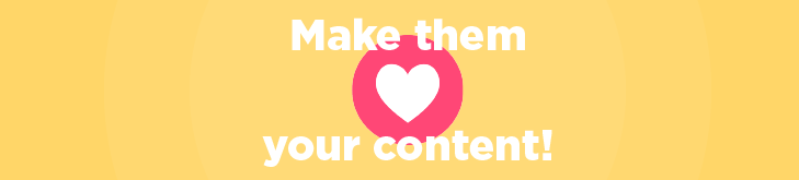 make them love your social media content