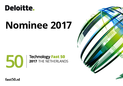 Fingerspitz is genomineerd voor de Deloitte Technology Fast 50 award!