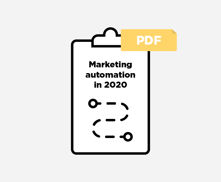 Benchmarkrapport: marketing automation in 2020