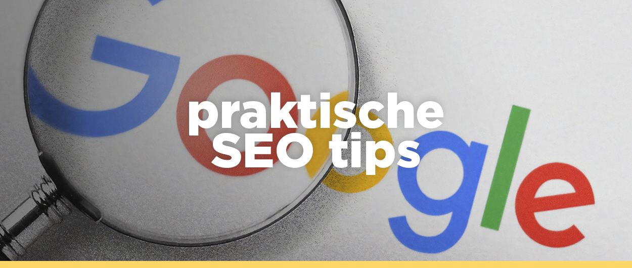 5 SEO tips voor je blog (+ gratis checklist!)